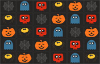 Halloween1 Greeting Card (55x85)